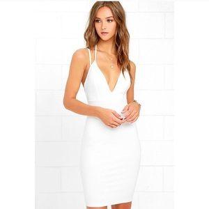 Lulu's Top Ranking Midi Dress